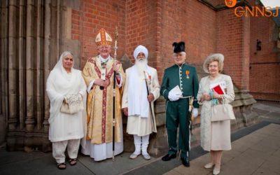 Investiture Ceremony of Bhai Sahib Ji