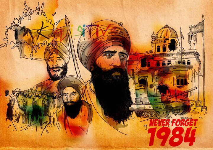 Need for International Inquiry on UK Involvement in Golden Temple Attack in 1984
