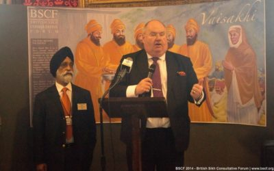 Vaisakhi 2014 at Parliament