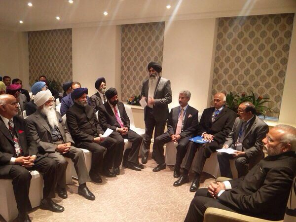 India Enters Talks with Sikhs