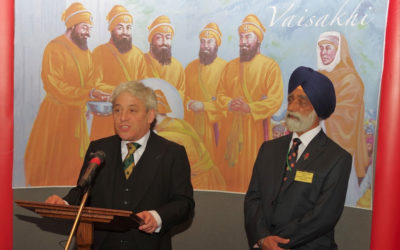 10th BSCF Vaisakhi 2016 Event at Westminster
