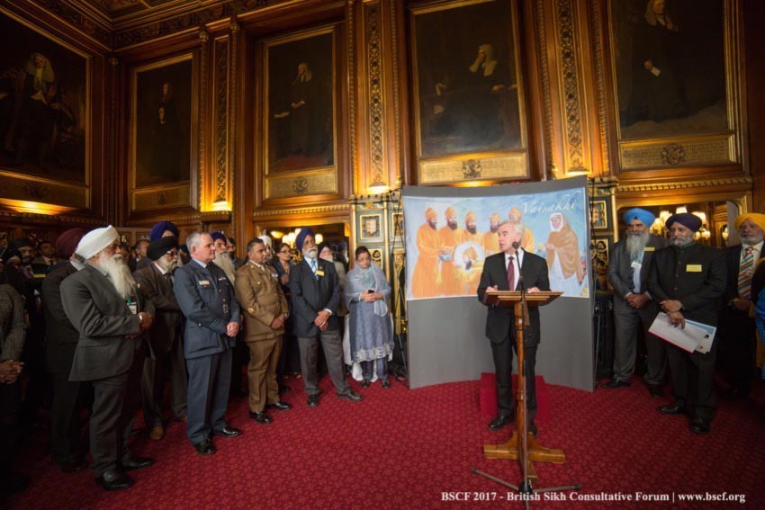 11th BSCF Vaisakhi 2017 Event at Westminster