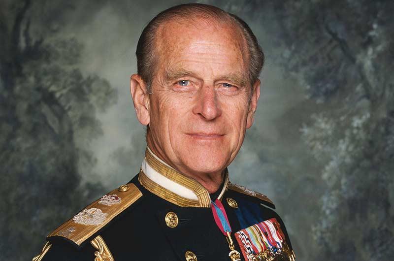 The passing of the the Duke of Edinburgh